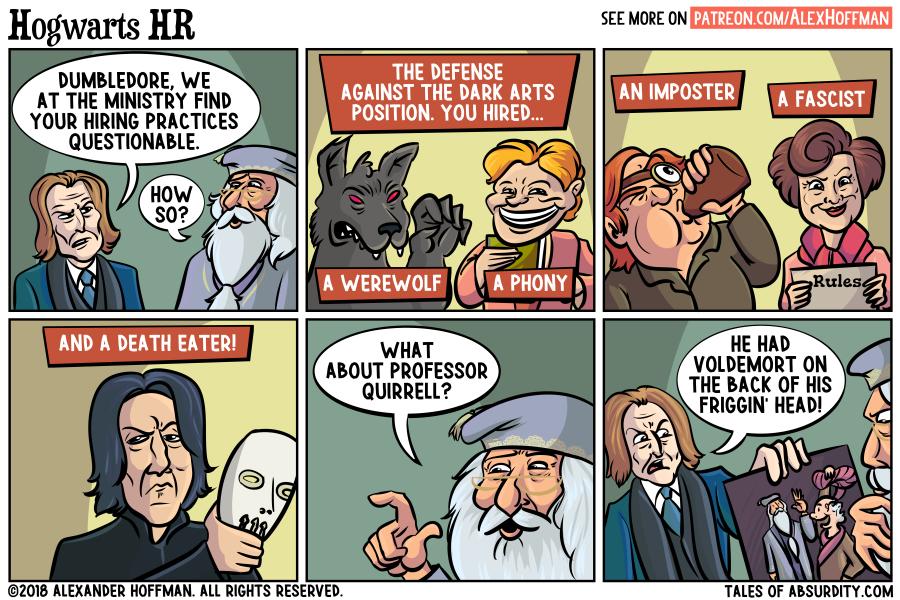 Hogwarts HR