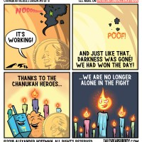 Chanukah Heroes Part 8
