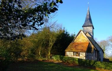Sainte-Marie-Madeliene ~ Louvetot, Rouen, Normandy, Francee
