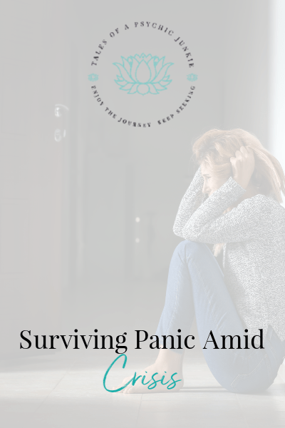 Surviving  Panic Amid Crisis