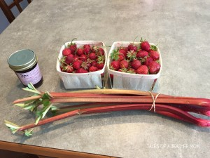 Our farmers market purchases.