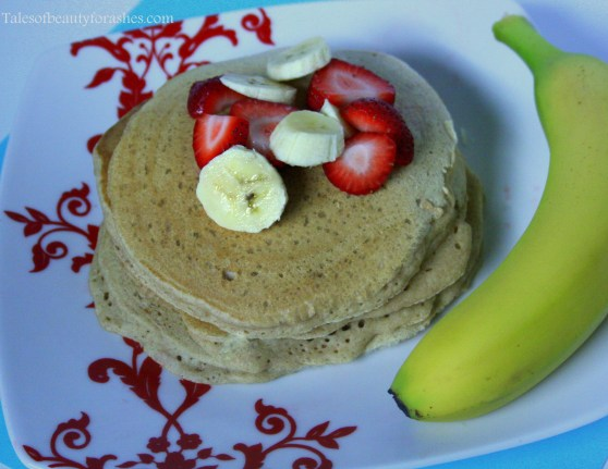 Whole wheat pancakes2