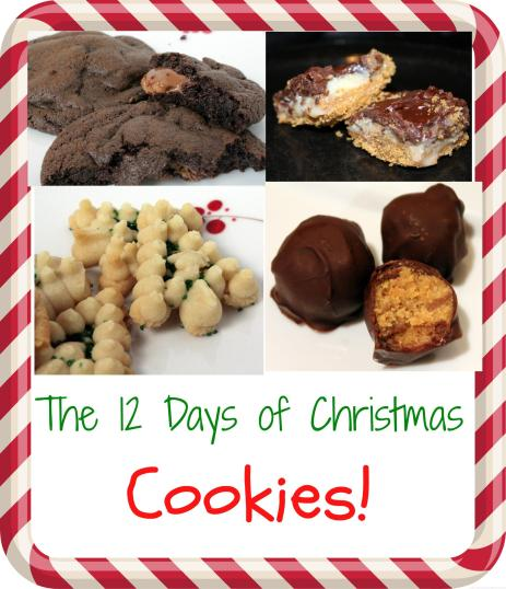 12 days of cookies