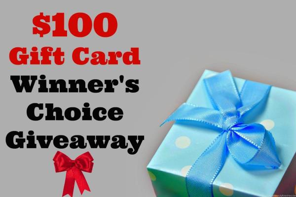 Win a $100 gift card, that out to make your January brighter!