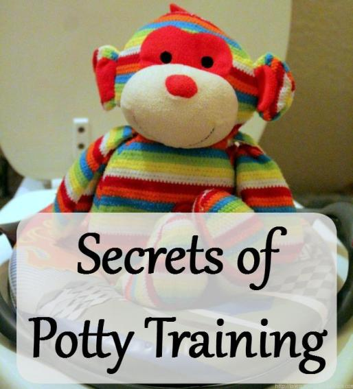 Potty training made (somewhat) simple with this easy steps!
