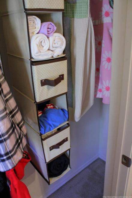 This kid's closet redo is amazing. I need to put this on my to do list! Pinning this for inspiration!