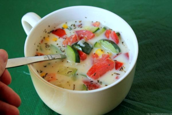 This delicious soup will warm you up and have you eating healthy without even realizing it!