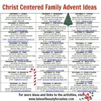 Christ Centered Advent for Preschoolers