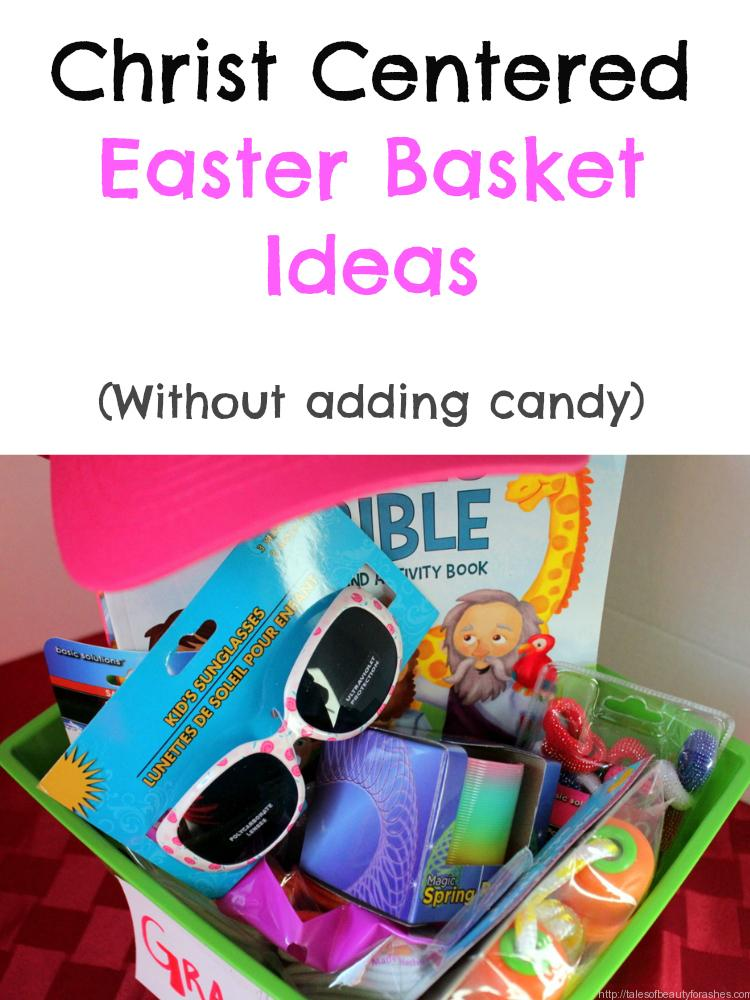 Christ centered easter basket idea jesus blessing basket tales teach your child the true meaning of easter through these jesus blessing baskets what a negle Images