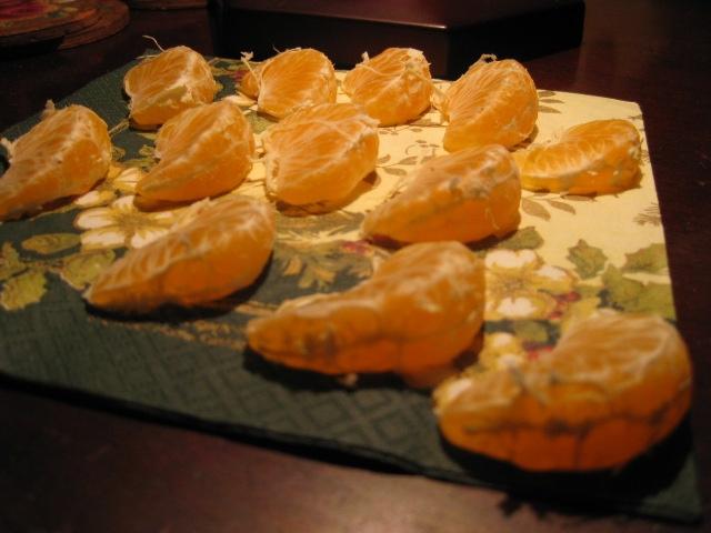 clementine (x2)