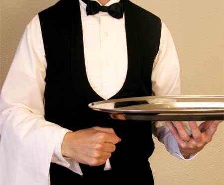 Cross Eyed Waiter