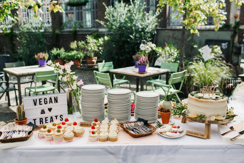 Taarten van Jansen - Sweet table - Wedding