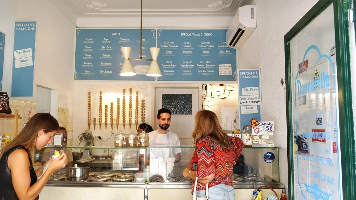 Nannarella Ice Cream Parlor