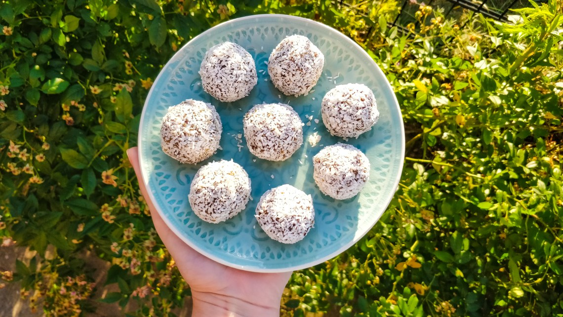 Lime bliss balls tales of pastry
