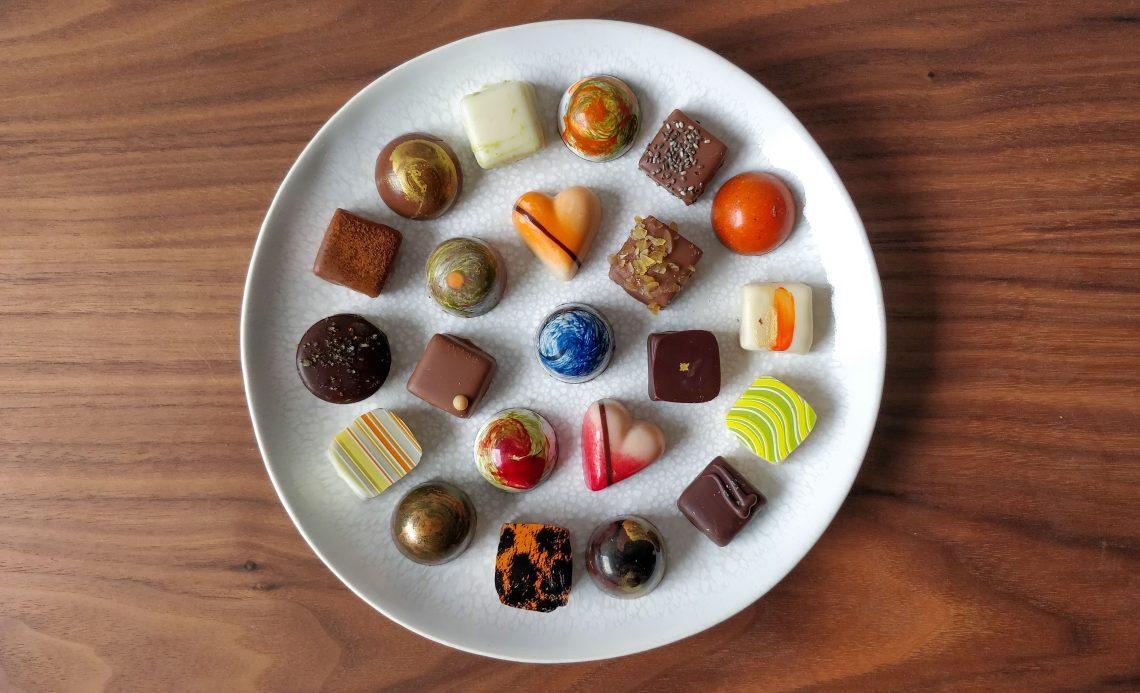 ChocolaDeCacaofabriek Bonbons