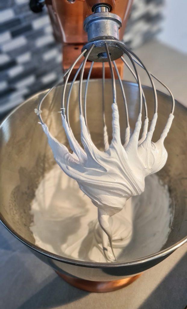 marshmallow meringue