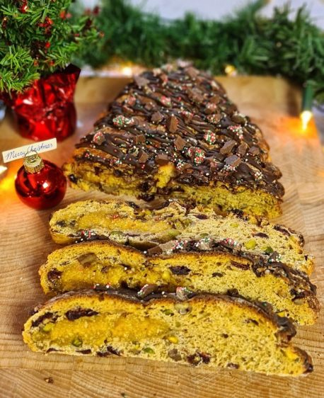Dutch Christmas bread