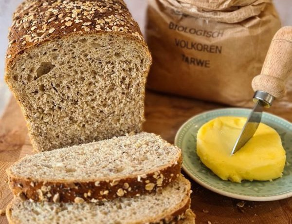 Tender Seeded sandwich bread