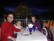 Dinner in Mexico