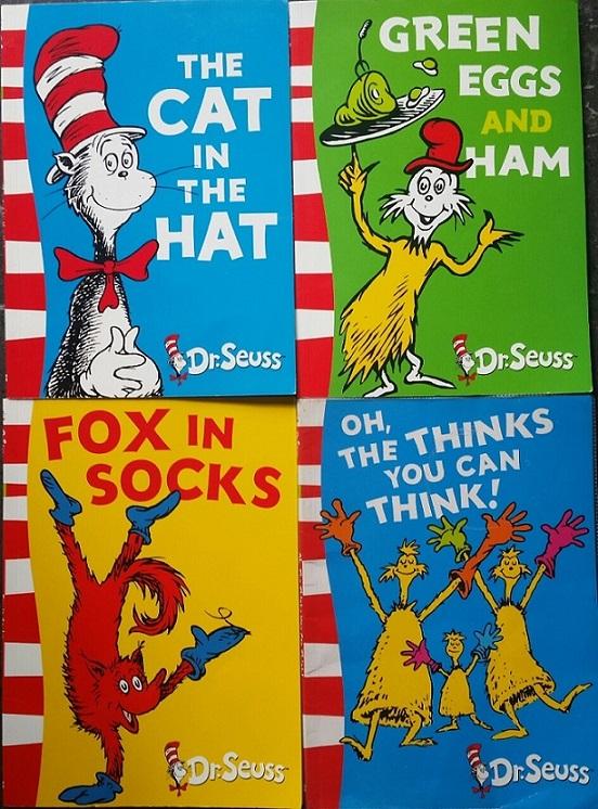Dr Seuss' Stories