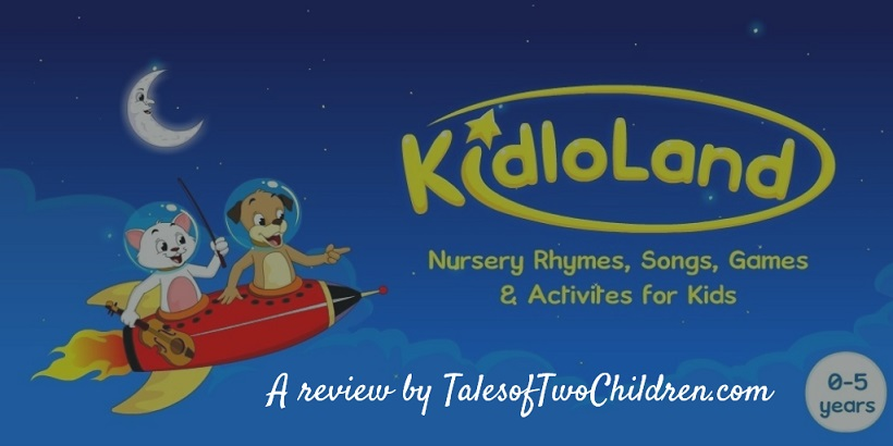KidloLand App Review