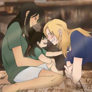 Val Greco, Alex Sterling, and Sophia Greco