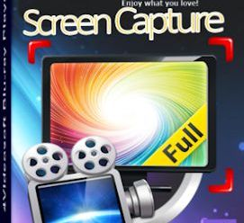 4Videosoft Screen Capture 1.3.28+Crack [Latest!]