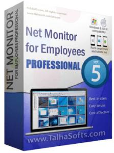 EduIQ Net Monitor for Employees Professional 5 2019