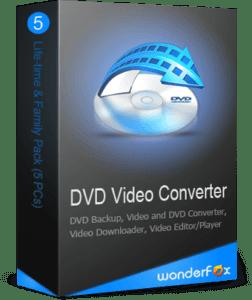 WonderFox DVD Video Converter 18
