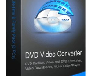 WonderFox DVD Video Converter 21.1 + Crack !