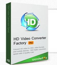 WonderFox HD Video Converter Factory Pro 19.3+Crack !