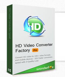 WonderFox HD Video Converter Factory Pro 17