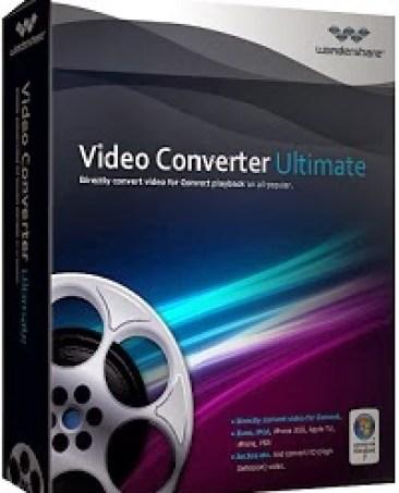 Wondershare Video Converter Ultimate 10 4 3 198 +Crack