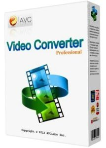 Any Video Converter Professional 6