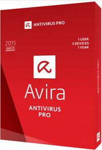 Avira Antivirus Pro 15
