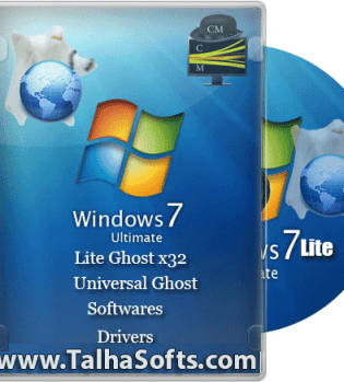 Windows 7 Blue Dream Lite Edition 2017 x86 700Mb ! [Latest