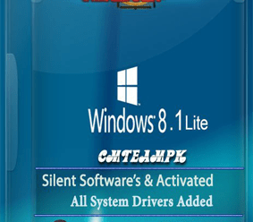 Windows 8.1 Super Lite Edition 2017 (700MB) ! [Latest]