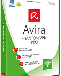 Avira Phantom VPN Pro 2.32.2.34115 Full Crack!
