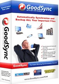 GoodSync Enterprise 10