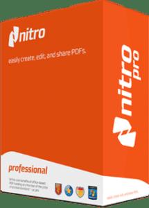 Nitro Pro Enterprise 12