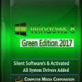 Windows 8 Green Edition 2017 x86 Lite Edition ![Latest]