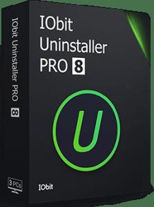 IObit Uninstaller Pro 8