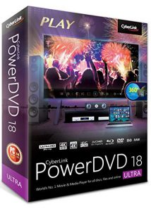 CyberLink PowerDVD Ultra 18