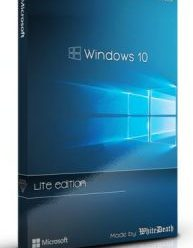 Windows 10 RS5 Lite Edition v8 (X86/x64) Pre-Activated 2019 [TalhaSofts]