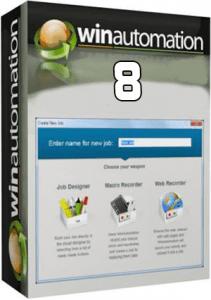 WinAutomation Professional Plus 8