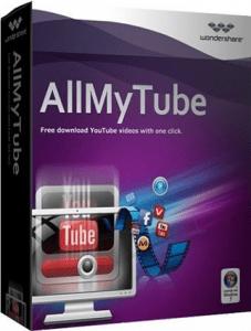 Wondershare AllMyTube 7 2019