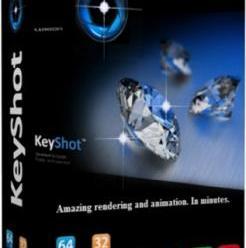 Luxion KeyShot Pro 8.2.80 + Crack !