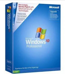 Windows XP Pro SP3  2019
