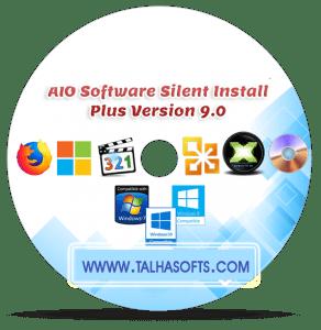 mega mini AIO Software Silent Install Plus 9.0