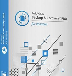 Paragon Backup & Recovery PRO 17.4.3+[WinPE] + Crack !